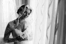 Фотосъемка свадьбы Сергея и Елены в Могилеве - дома у невесты
