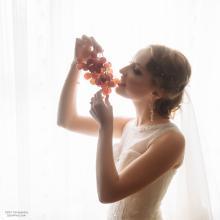 Фотосъемка свадьбы Михаила и Юлии в Круглом - дома у невесты