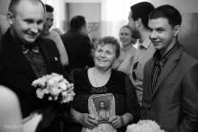 Фотосъемка свадьбы Евгения и Дины в Могилеве - выкуп