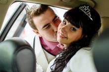 Фотосъемка Фотосъемка свадьбы Андрея и Дарьи в Могилеве - После ЗАГС-а