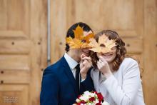 Фотосъемка свадьбы Роберта и Екатерины в Санкт-Петербурге - свадебная прогулка