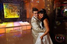 Фотосъемка Фотосъемка свадьбы Андрея и Дарьи в Могилеве - первый танец
