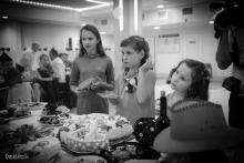 Фотосъемка свадьбы Алексея и Анастасии в Кричеве - дети на свадьбе - торт