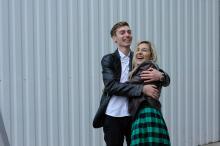 Love Story или фотосессия влюбленных в Могилеве